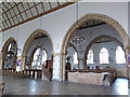 TG5208 : Inside Great Yarmouth Minster (ii) by Basher Eyre