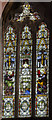 TA0928 : Harbord window,Holy Trinity church, Hull by Julian P Guffogg