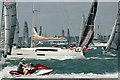 SZ4996 : Cowes Week 2016 by Peter Trimming