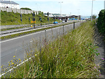 TR3140 : New traffic lights on the A20 by John Baker