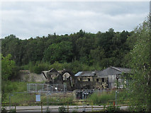 SE2536 : Remains of the former Kirkstall Forge by Stephen Craven