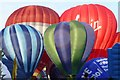 ST5571 : Bristol Balloon Fiesta by David Lally