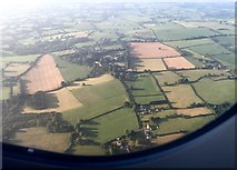 ST5265 : Aerial View of Felton by Alan Hughes