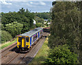 NY5560 : 156443 approaching Brampton - August 2016 by The Carlisle Kid