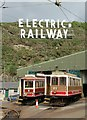 SC3977 : Electric Railway at Derby Castle by Alan Murray-Rust