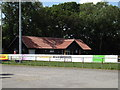 TL9971 : Walsham le Willows Football Club Pavilion by Adrian Cable