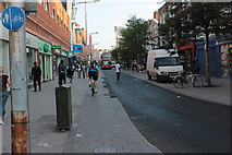 TQ3476 : Rye Lane, Peckham by Robert Eva