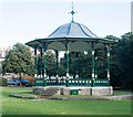 ST3161 : Bandstand, Grove Park, Weston super Mare by Julian Osley