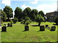 TL9971 : St.Mary's Churchyard, Walsham Le Willows by Adrian Cable