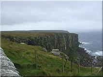 ND2076 : Cliffs, Dunnet Head by JThomas