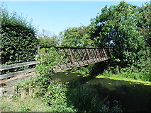 ST3645 : Cripp's Bridge by Roger Cornfoot