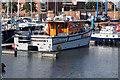 TA0928 : Precision 1, Hull Marina by Ian S