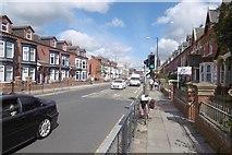 NZ5019 : Marton Road, Middlesbrough by Richard Webb