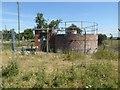 SO8847 : Sewage treatment works, Pirton by Philip Halling