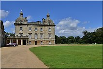 TF7928 : Houghton Hall by Michael Garlick