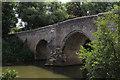 TQ7053 : Teston Bridge (1) by Chris Heaton