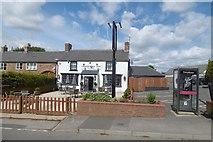 NZ4613 : Chadwick's Inn, Maltby by Richard Webb