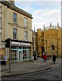 SP0202 : The Rug Gallery, Cirencester by Jaggery