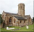 ST3818 : St Mary's Church, Barrington by Bill Harrison
