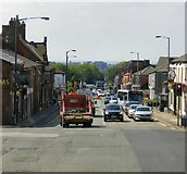 SJ9499 : Mossley Road by Gerald England