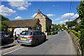 ST7495 : Community shop in North Nibley by Bill Boaden