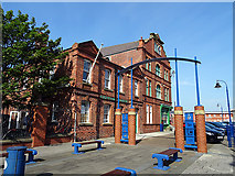 NZ3181 : The old Customs House, Quayside, Blyth by John Lucas