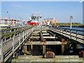 NZ3281 : Blyth Quay by John Lucas