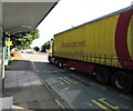ST3089 : S&K Haulage articulated lorry, Malpas Road, Newport by Jaggery