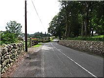 J0812 : View south along the road linking Lower Ravensdale and Upper Deerpark by Eric Jones