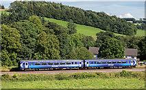 NY6565 : Trains at Greenhead - August 2016 (3) by The Carlisle Kid