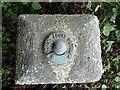 SJ2724 : Height plate - Oswestry FBM by Richard Law