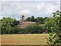 SE3805 : Work in progress at Barnsley Crematorium by John Slater