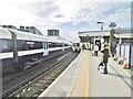 TQ3875 : Lewisham, platform by Mike Faherty