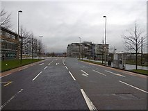 NT2276 : Waterfront Parkway by Richard Webb