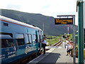 SH6112 : Halted at Fairbourne by John Lucas