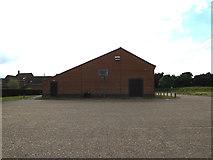 TM0890 : New Buckenham Village Hall by Adrian Cable