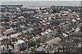 SN5881 : View over Aberystwyth by Ian Capper