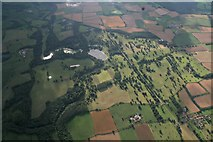 SE2869 : Studley Royal Park: aerial 2016 by Chris