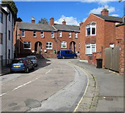 SX9193 : Taddiford Road, Exeter by Jaggery