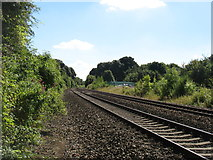 ST9898 : The line from Gloucester to Swindon by David Purchase