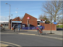 SY0081 : Exmouth Station by Chris Allen