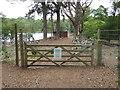 SZ0288 : Nature Reserve - no admittance by Chris Allen