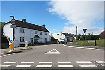 SX9896 : Old Coach Road, Dog Village by Des Blenkinsopp