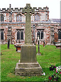 NY6820 : First World War memorial, Appleby-in-Westmorland by Rose and Trev Clough