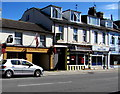 SZ1593 : Funeral directors in Bargates, Christchurch by Jaggery
