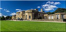 SD8304 : Heaton Hall by Peter McDermott