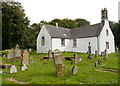 NH8071 : Nigg Old Parish Church by Craig Wallace