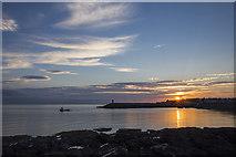 J5082 : Sunrise, Bangor by Rossographer