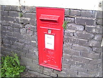 SN1916 : Letter Box - Whitland Station by welshbabe