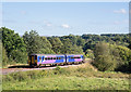 NY6665 : Blenkinsop crossing - Greenhead (August 2016 - 7) by The Carlisle Kid